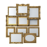 Grand Picture Frame Set