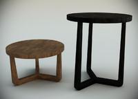 Flexform Jiff Side Table