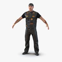 biker man 3ds