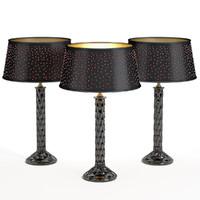 3d table lamp pataviumart model