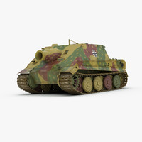 ww2 german sturmtiger 3d max