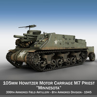 M7 Priest - Minnesota