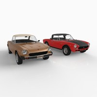 Fiat 124 Spider Collection