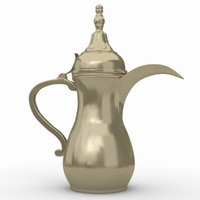 Arabic Coffee Pot Dallah