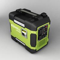 3d boswell generator