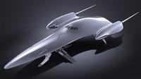 3d star wars naboo model