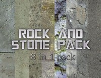 Flyers Stone and Concrete pack