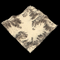 3d terrain
