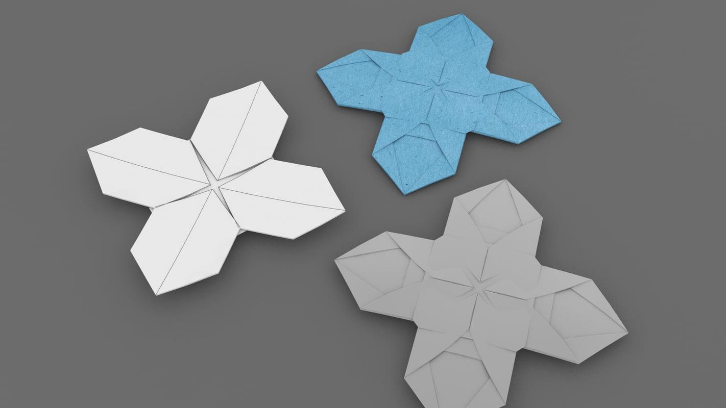 origami 3d models 28 images origami 3d models free 3d