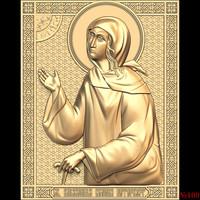 3d model religion icon stl cnc