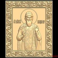 3d religion icon stl cnc