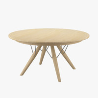 3d table pp75 hans j model
