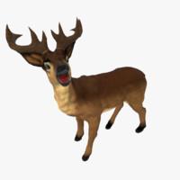 free x model deer