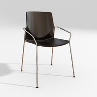 3d model lapalma kai chair