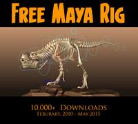 free ma model t rex 2