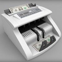 Money Counter Bank Machine