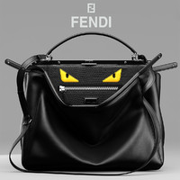 max bag fendi peekaboo