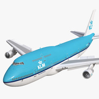 boeing 747 300 klm max