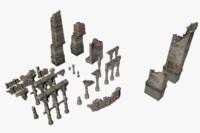 ancient ruins max