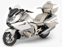 3d bmw k1600gtl motorcycle