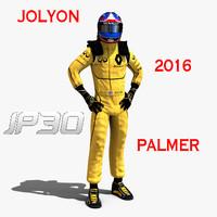 Jolyon Palmer 2016