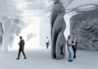 3d futuristic interiordesign gallery