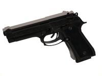 3d beretti m9 handgun