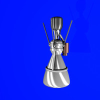 rocket engine x free