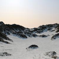 Terrain mountains