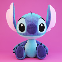 The Stitch toy