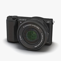sony alpha 5100 black 3d 3ds