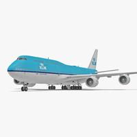 max boeing 747-8i klm