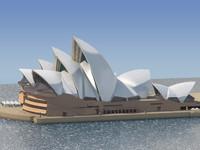 sydney opera house max