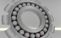 ball bearings c4d