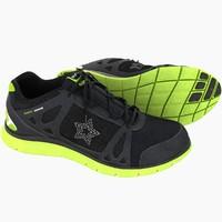 running sport shoes 3d model