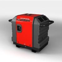 3d honda portable generator
