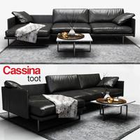 Sofa Cassina toot