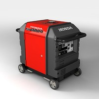 honda portable generator 3ds