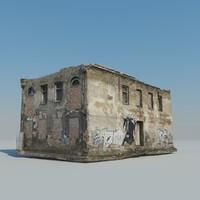 scan house obj