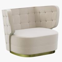 max brabbu george armchair