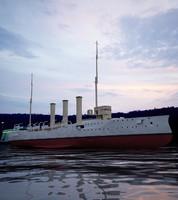 3ds ship warship
