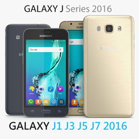 3d samsung galaxy j series