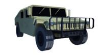 Hamer Humvee