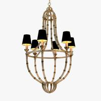 3ds eichholtz chandelier moreaux