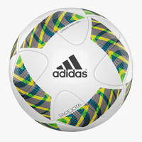 3d adidas errejota football ball