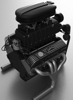 3d edelbrock e-force supercharger