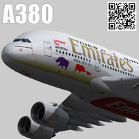 emirates wildlife a6-edg max