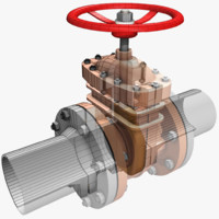 gate valve 1 max