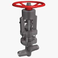 globe valve 2 max