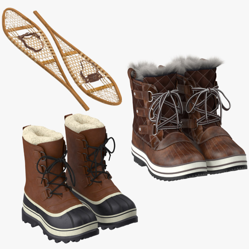 Snowboots_SnowShoes_Collection_001.jpg